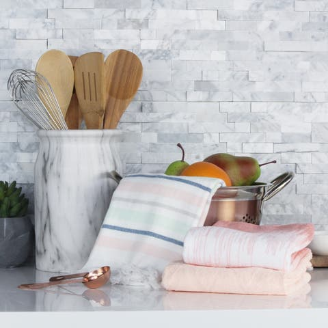 House of Quartz - Kitchen Towels - Pack of 3
