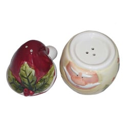 Santa Claus Combination Salt and Pepper Shaker - Thumbnail 1