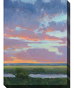 Gallery Direct Kim Coulter Passion I Gallery Wrapped Canvas Art