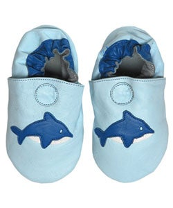 Papush Blue Whale Baby Infant Shoes