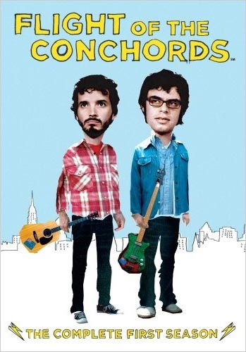Flight of the Conchords: The Complete First Season (DVD)