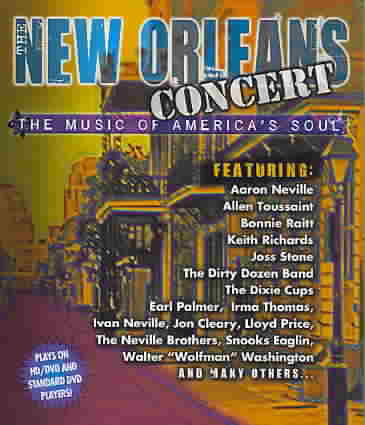 New Orleans Concert: The Music of America's Soul (HD DVD)