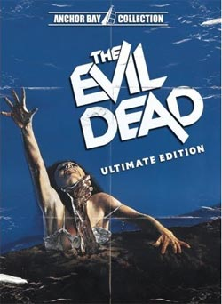 Evil Dead: Anniversary Edition (DVD)