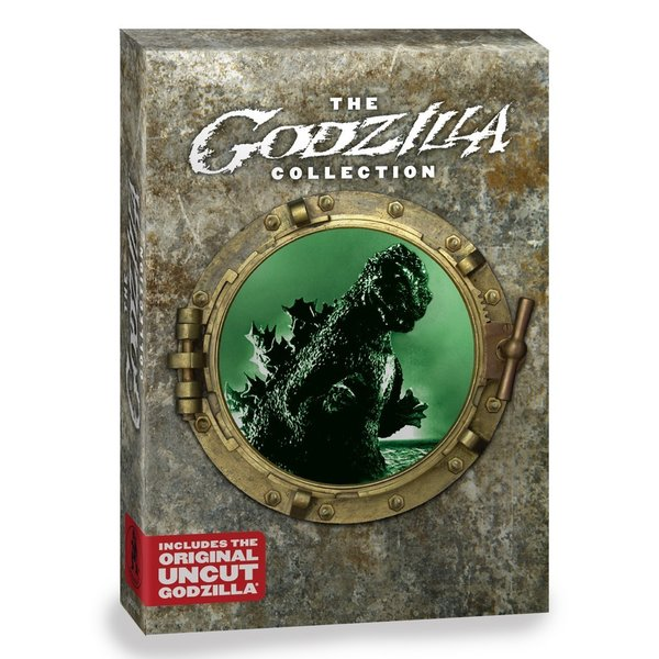 Godzilla Collection (DVD)