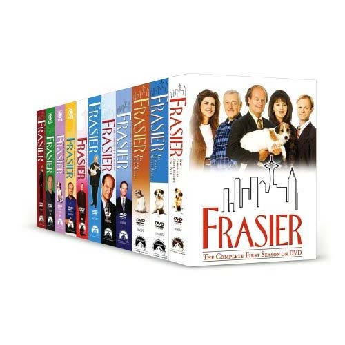 Frasier: Complete Series Pack (DVD)