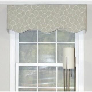"RLF Home High Style Provance 50"" Window Valance"