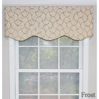 "RLF Home High Style Provance 50"" Window Valance"
