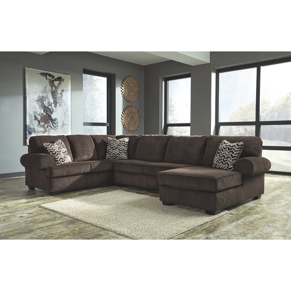 Shop Jinllingsly 3 Piece Sectional With Right Facing