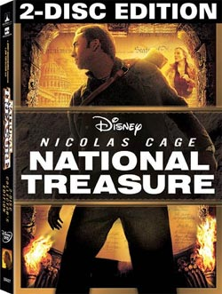 National Treasure (Collector's Edition) (DVD)