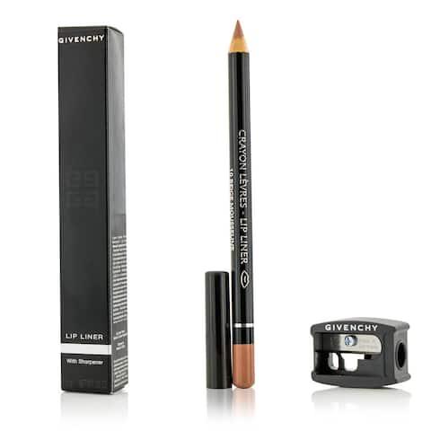 Givenchy Lip Liner with Sharpener No. 10 Beige Mousseline