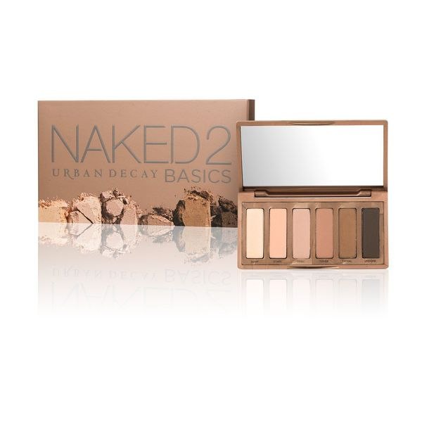 Urban Decay Naked 2 Basics Palette - Beauty Point Of View |Urban Decay Palette 2