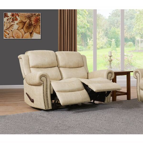 Cool Shop Copper Grove Wels 2 Seat Rolled Arm Recliner Loveseat Caraccident5 Cool Chair Designs And Ideas Caraccident5Info