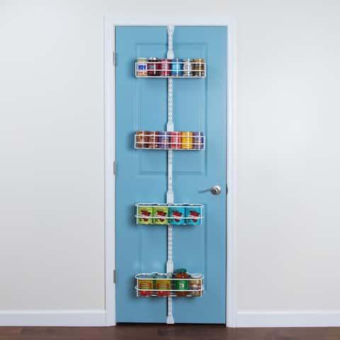 Organized Living Over the Door Pantry Kit - Basic