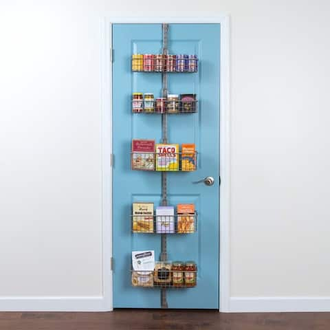 Organized Living Over the Door Pantry Kit - Premium