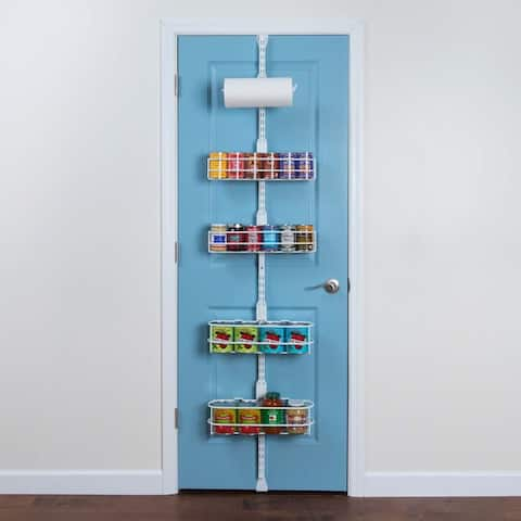 Organized Living Over the Door Pantry Kit - Classic (White)