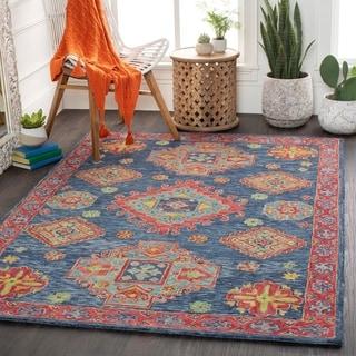Avedis Boho Wool Area Rug