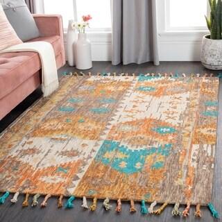 Palladino Boho Wool Area Rug