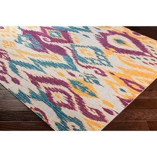 Cemal Ikat Area Rug