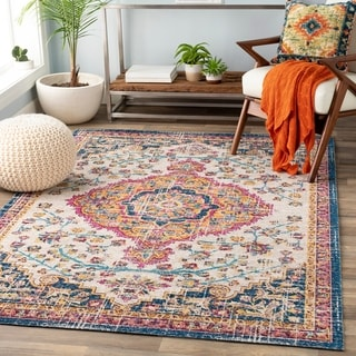 Tzivah Updated Traditional Area Rug