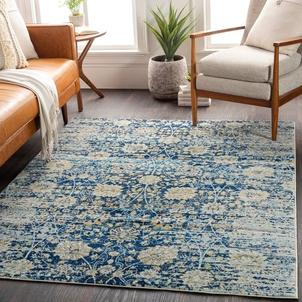 Ludmila Updated Traditional Area Rug