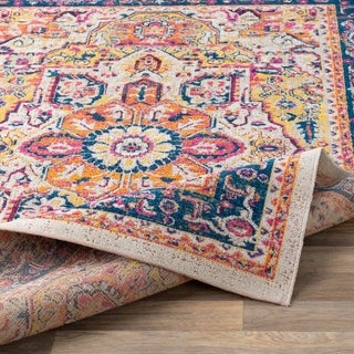 Chanda Eclectic Traditional Area Rug