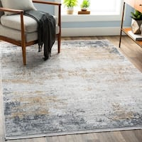 Saturn Industrial Chic Area Rug