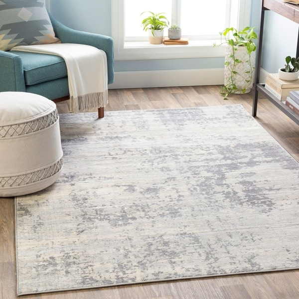 The Gray Barn Singing Prairie Industrial Abstract Area Rug by The Gray Barn