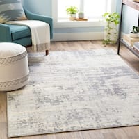 Millo Industrial Abstract Area Rug