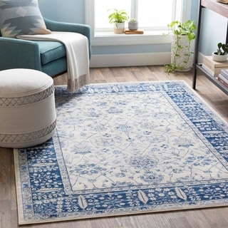 The Gray Barn Ten Hens Traditional Bungalow Area Rug