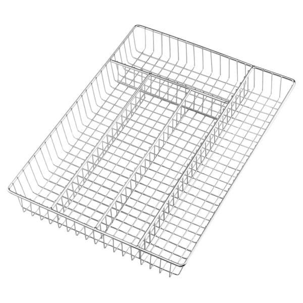 Shop Ybm Home Metal Wire Chrome Plated Kitchen Flatware