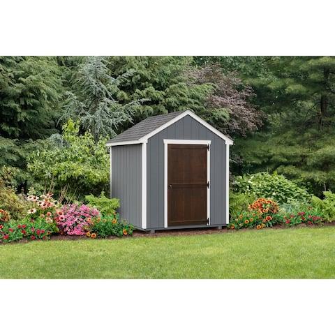 7x7 Edgemont Garden Shed