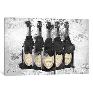 "iCanvas ""Champagne II"" by Amanda Greenwood"