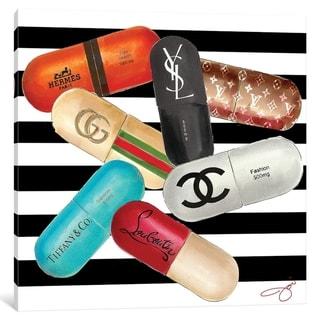 "iCanvas ""Designer Drugs"" by Studio One by Jodi"