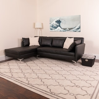 L-Shape Sectional Chaise