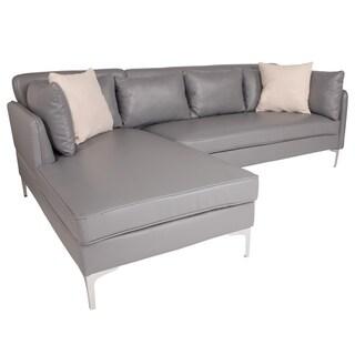 Amazing Buy Faux Leather Sectional Sofas Online At Overstock Our Inzonedesignstudio Interior Chair Design Inzonedesignstudiocom
