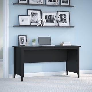 Connecticut 60W Writing Desk from kathy ireland Home by Bush Furniture