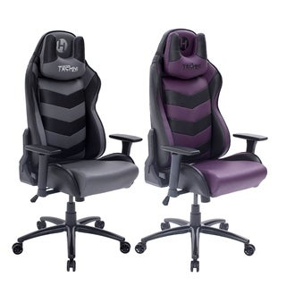 Modern Designs Ergonomic Racer Style Video Gaming Chair