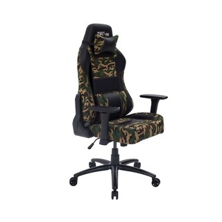 Modern Designs Land Force Ergonomic Racer Style Video Gaming Chair