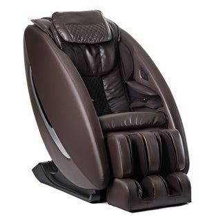 Inner Balance Wellness Zero Wall Heated L Track Massage Chair