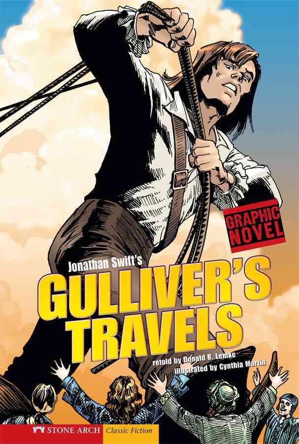 Jonathan Swift's Gulliver's Travels (Hardcover)
