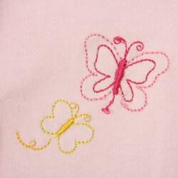 Sleep 'N' Play Rompers Infant Girls Sleepwear (Pack of 6) - Thumbnail 2