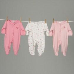 Sleep 'N' Play Rompers Infant Girls Sleepwear (Pack of 6) https://ak1.ostkcdn.com/images/products/2666815/Sleep-N-Play-Rompers-Infant-Girls-Sleepwear-Pack-of-6-P10864596a.jpg?_ostk_perf_=percv&impolicy=medium