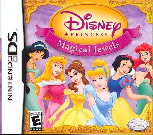 NinDS - Disney Princess: Magical Jewels