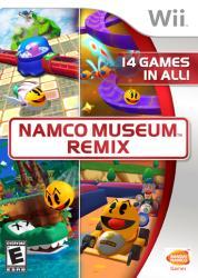 Wii - Namco Museum Remix