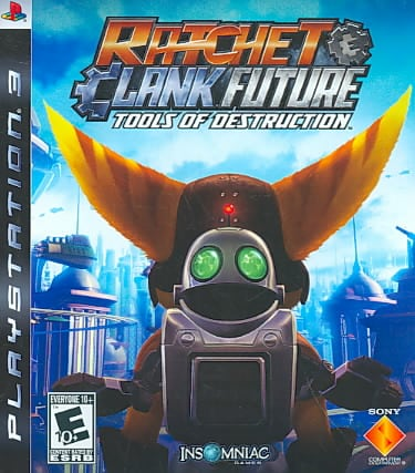 PS3 - Ratchet & Clank Future: TOD