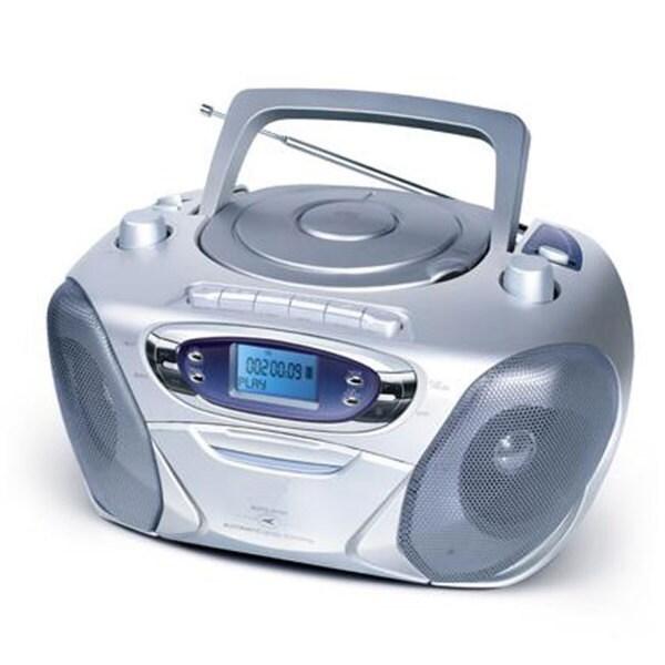 MP3 CD/CD Player/Cassette Player/Recorder