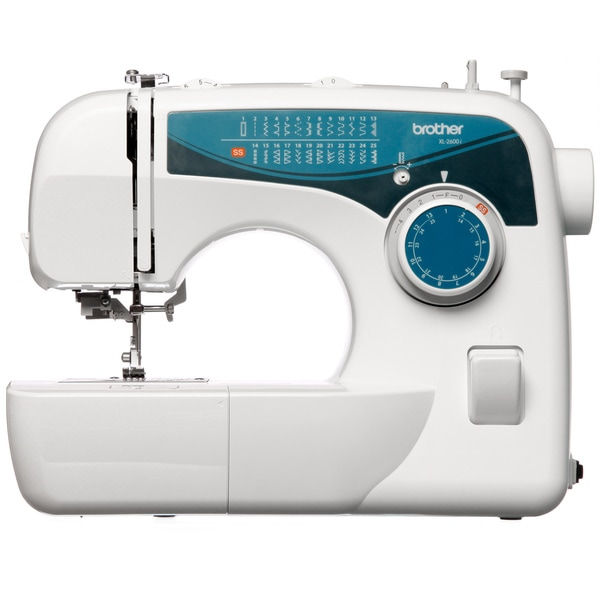 Shop Brother XL40i Free Arm Sewing Machine Factory Refurbished Amazing How To Use Brother Xl2600i Sewing Machine