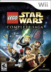 Wii - Lego Star Wars: The Complete Saga - Thumbnail 2