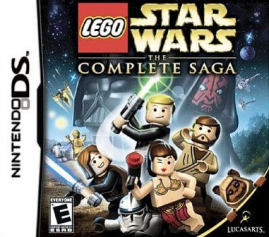 Nintendo DS - Lego Star Wars: The Complete Saga