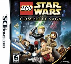 Nintendo DS - Lego Star Wars: The Complete Saga - Thumbnail 1
